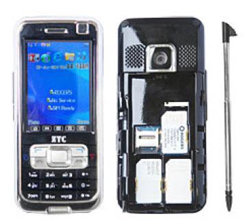 Телефон на 3 sim-карты