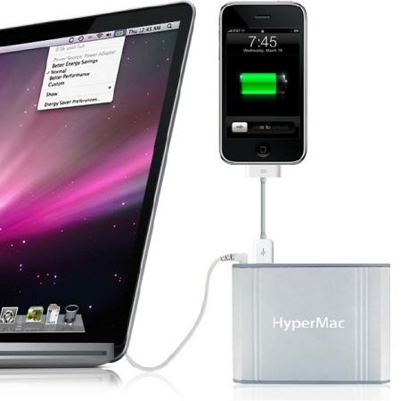 HyperMac: ноутбук работает 32 часа