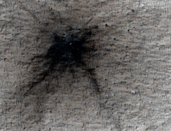 mars-crater
