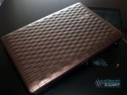 Нетбук Asus-Eee 1008P KR от Карима Рашида
