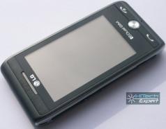 LG GX500 - сенсорный телефон с 2 SIM-картами