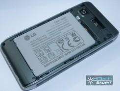 LG GX500 - аккумулятор