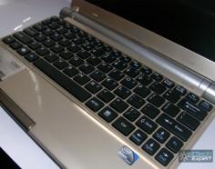 MSI Wind U160: раскладка клавиатуры