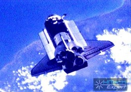 Discovery пристыковался к МКС