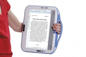 Intel Classmate PC - удобное чтение электронных книг