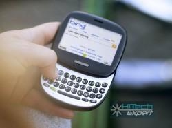 """Windows Phone KIN One - сенсорный """"социальный"""" мобильник"""