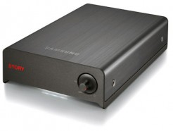 "Samsung STORY Station 3.0 - 3,5"" жесткий внешний диск с интерфейсом SuperSpeed USB 3.0"