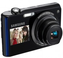 Samsung PL150: фотокамера с двумя дисплеями