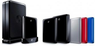 Seagate представляет новые внешние диски FreeAgent GoFlex