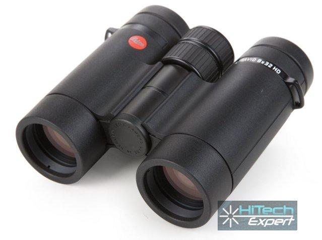 Leica представила в Украине бинокли Ultravid HD