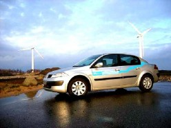 Электромобиль Renault-Nissan