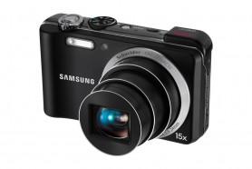 Samsung WB650: компактная фотокамера с 15-кратным оптическим зумом