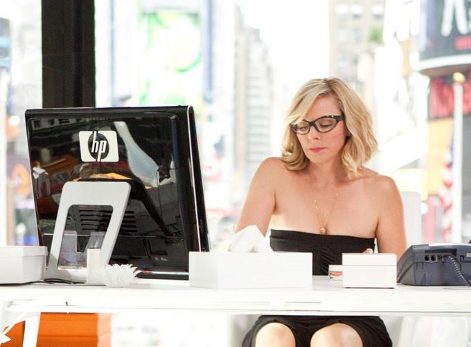 Герои «Секс и город 2» пользуются компьютерами HP