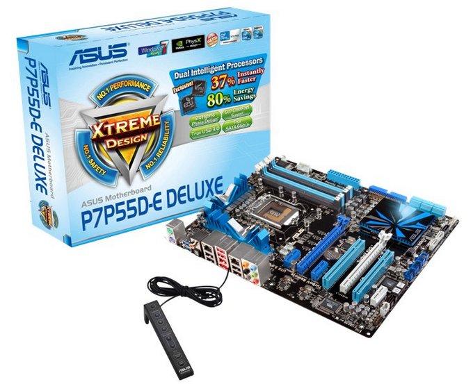 Материнские платы Asus с технологией Dual Intelligent Processors