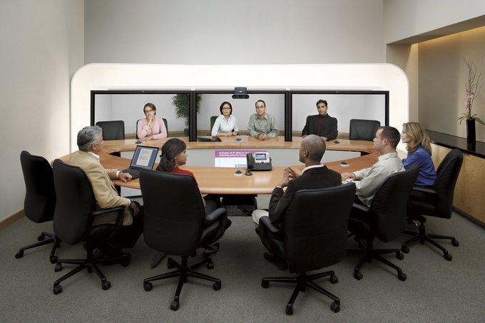 66% компаний готовы использовать Cisco TelePresence