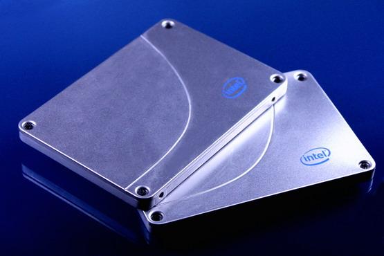 Intel X25-M Mainstream SATA Solid-State Drive