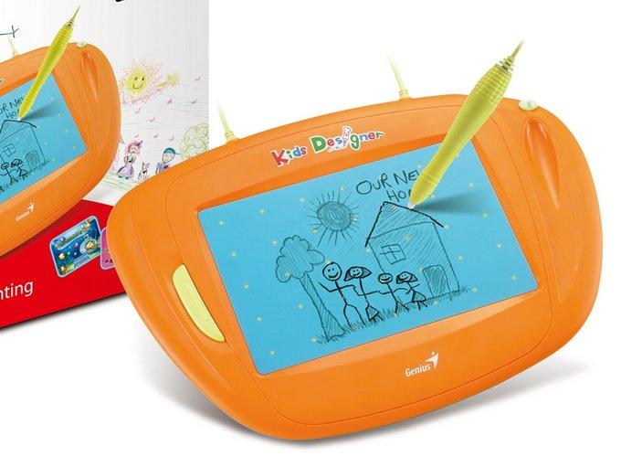 графический планшет Kids Designer для детей