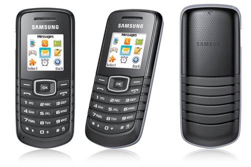 Samsung E1080 - за 199 грн. при подключении к life:)