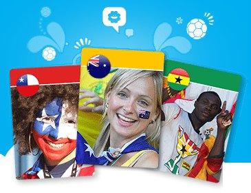 Skype предлагает бесплатные звонки в страны-участники Чемпионата мира по футболу - 2010