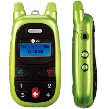 Безопасный детский телефон от LG