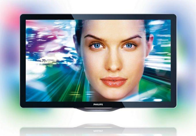 Philips 8000 - телевизоры с поддержкой 3D
