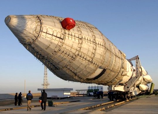 «Протон-М» готов к запуску трех «Глонасс-М»