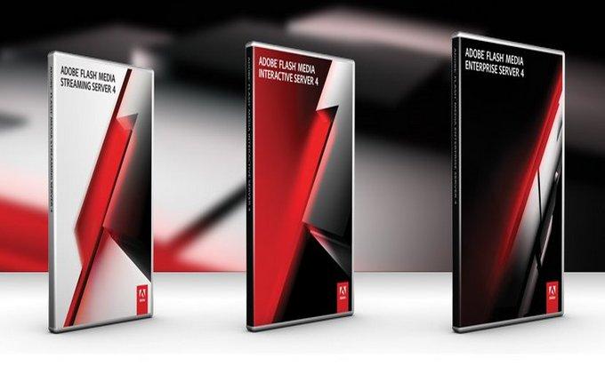 Adobe представляет Flash Media Server 4