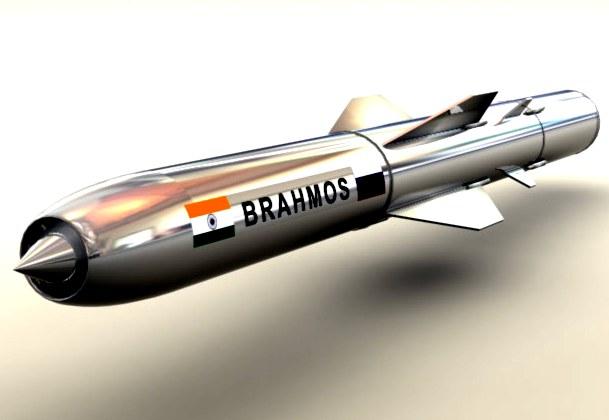 """Сверхзвуковая крылатая ракета """"БраМос-2"""""""