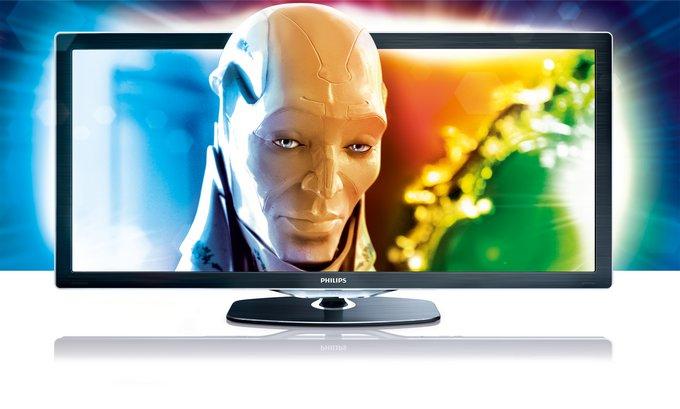 3D-телевизор Philips Cinema 21:9