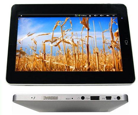 LuxPad - планшет на Android