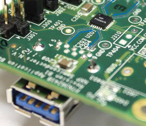 повторитель USB 3.0 SuperSpeed