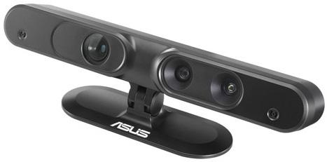 Xtion PRO - конкурент Kinect