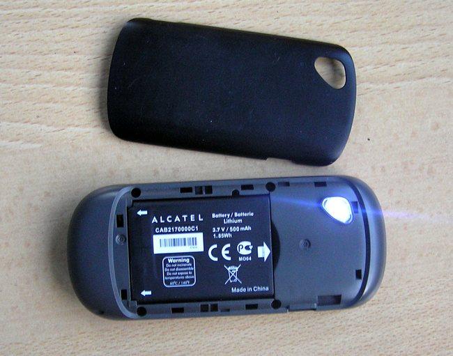 дешевый телефон с фонариком