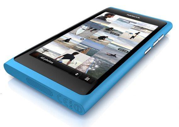 смартфон Nokia N9