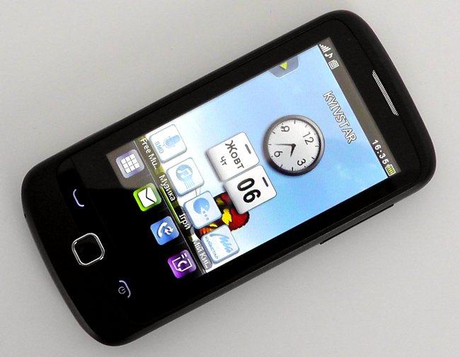 дешевый сенсорный телефон Киевстар