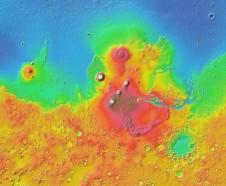 Далекий недоступный для России Марс