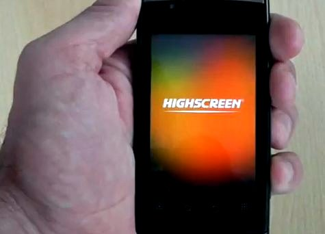 Highscreen Cosmo DUO - Android Dual SIM