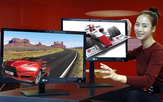 3D-монитор без 3D-очков
