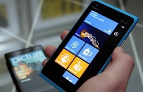 LTE смартфон на Windows Phone