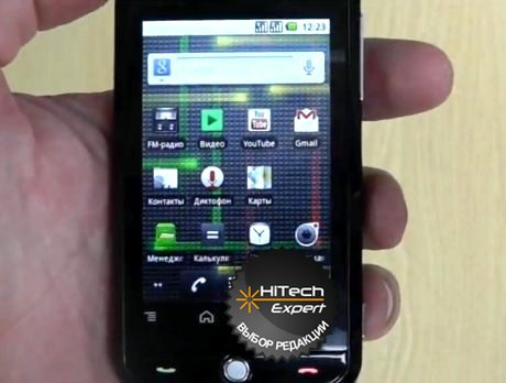 Gigabyte GSmart G1310 - недорогой Android-смартфон на 2 SIM-карты