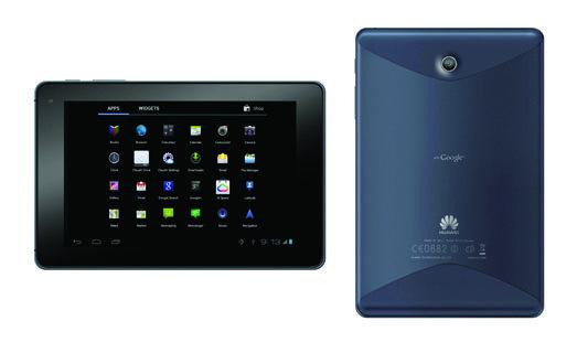 Huawei MediaPad на Android 4.0