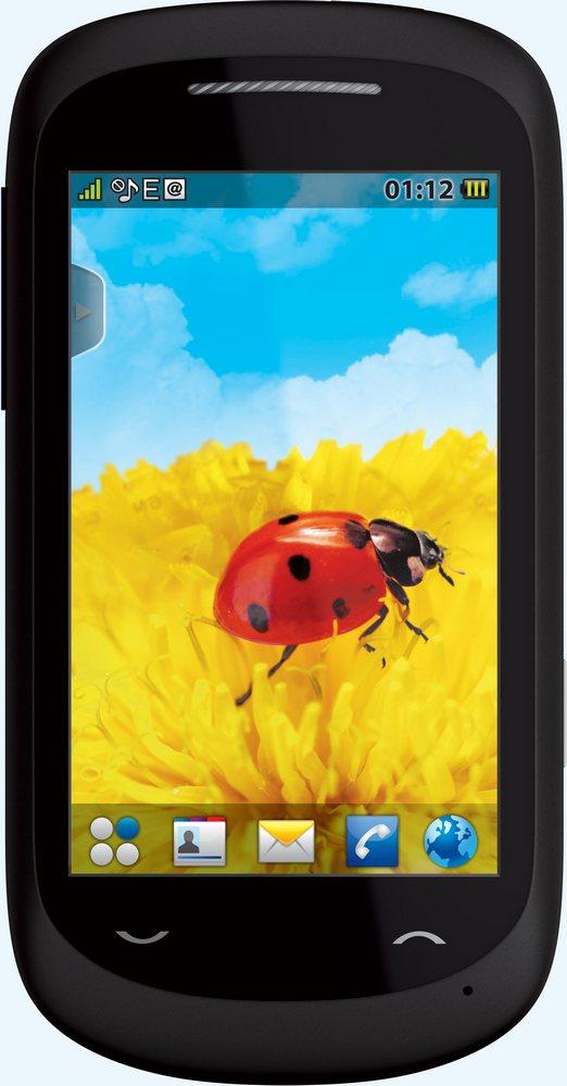 Киевстар Bloom - дешевый сенсорный телефон