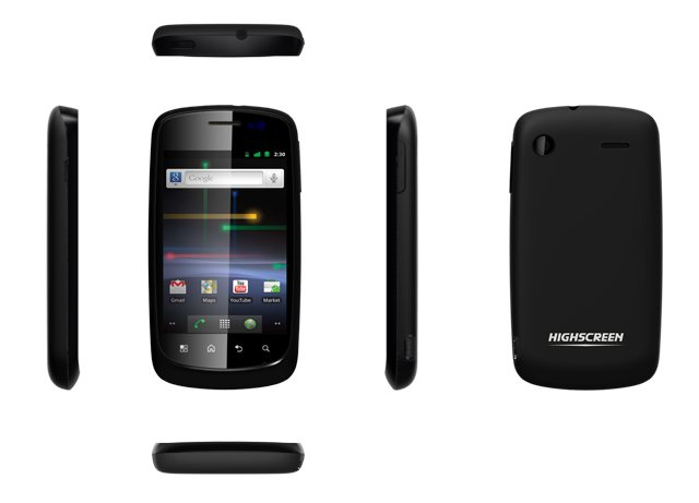 двухсимный Android-фон