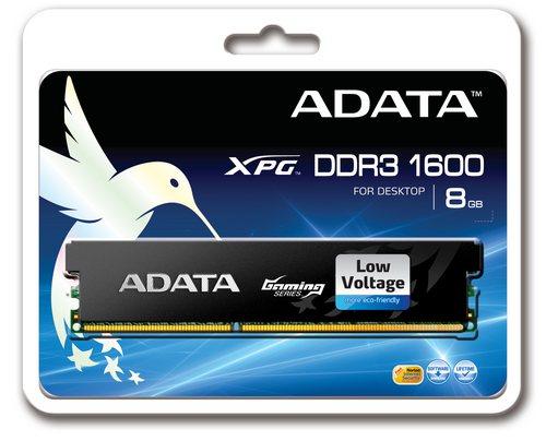 ADATA XPG DDR3 1600МГц CL9 8ГБ