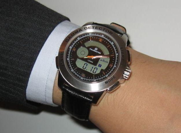 Гамма Master II PM1208M - часы-дозиметр