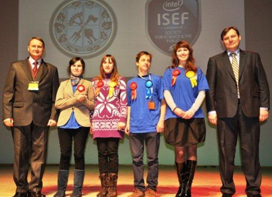 Intel ISEF 2012 Украина