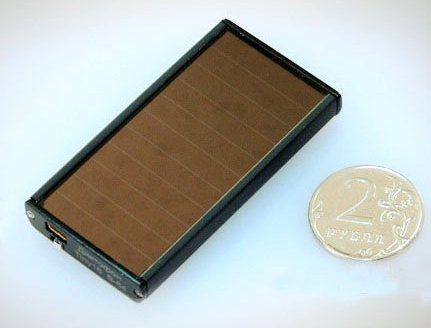 солнечный диктофон Edic-mini Tiny 16 S64