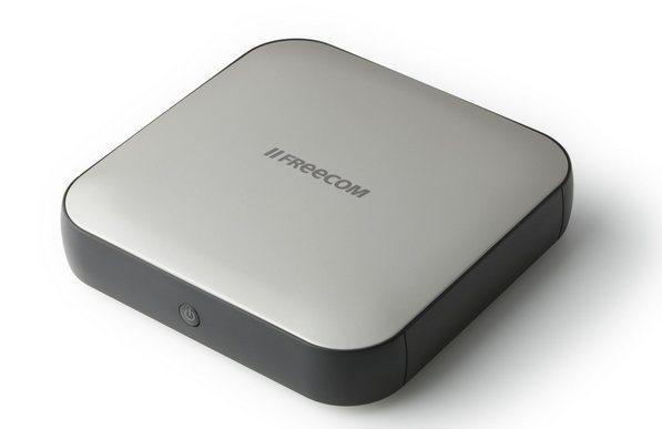 Freecom Hard Drive Sq - внешний HDD