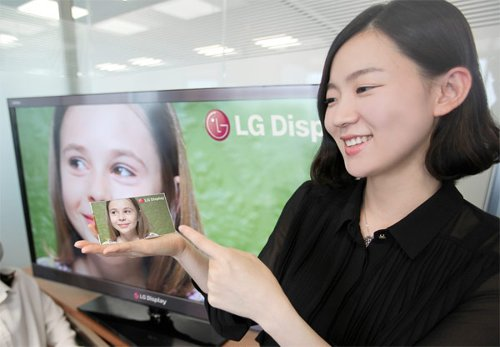 IPS LG дисплей