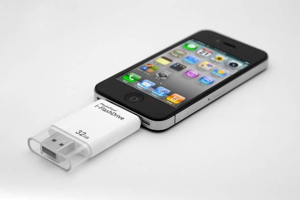 I-Flash - флешка для iPhone и iPad